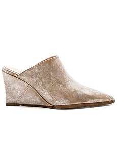 Free People Galactica Mule in Metallic Silver. - size 38 (also in 39,40)