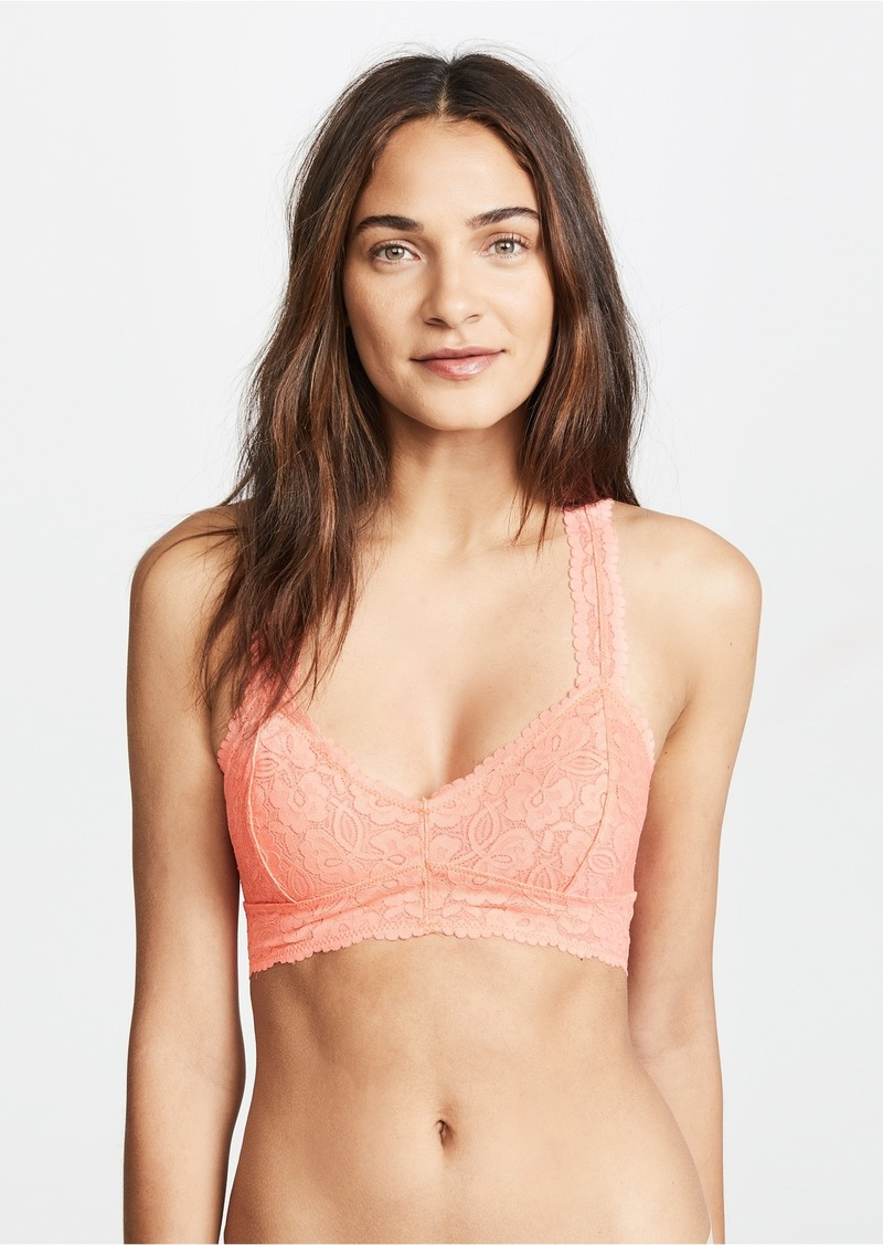 0d70675819 Free People Free People Galloon Lace Racerback Bralette