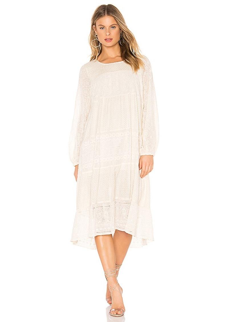 Free People Gemma Midi Dress