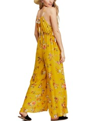 Free People Georgia Sleeveless Wide Leg Jumpsuit