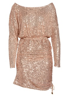 Free People Giselle Sequin Minidress