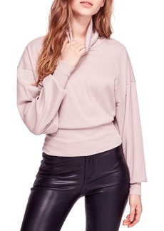 Free People Glam Turtleneck