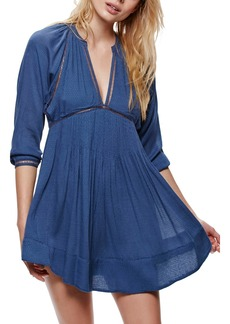 Free People Go Lightly Swing Dress