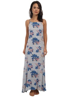 Free People Go To Gauze Printed Star Chasing Slip