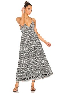 Free People Good Vibes Midi Dress