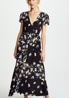 Free People Gorgeous Jess Wrap Dress