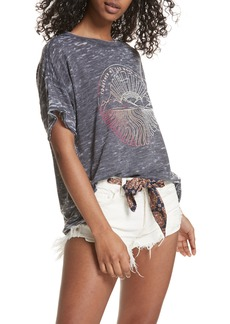 Free People Graphic Tee
