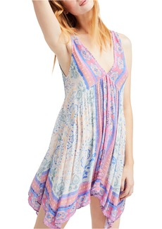 Free People Gypsy Trapeze Slipdress