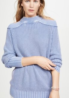 Free People Half Moon Bay Pullover