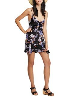 Free People Happy Heart Minidress