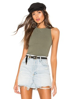 Free People Hayley Racerback Tank Top