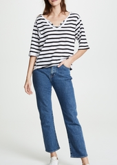 Free People Head in the Clouds Stripe Tee