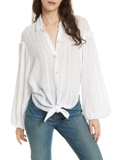 Free People Headed to the Highlands Blouse