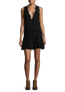 Free People Heart in Two Mini Dress