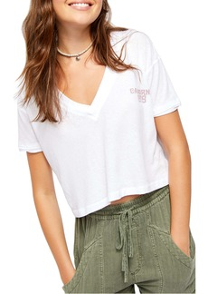 Free People Heart of Gold T-Shirt