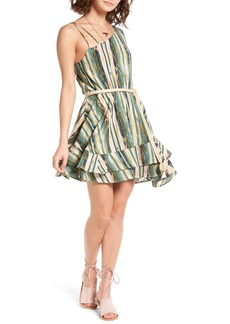 Free People Heart Shaped Face Minidress
