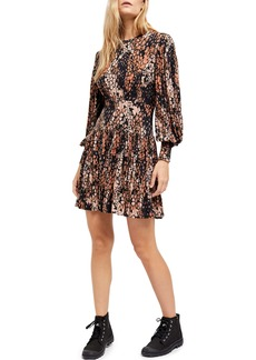 Free People Heartbeats Minidress