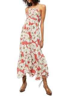 Free People Heatwave Floral Print Maxi Dress
