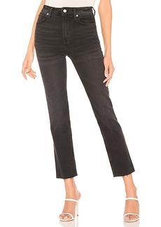 Free People Hi Slim Straight Jean