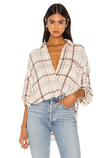 Free People Hidden Valley Buttondown