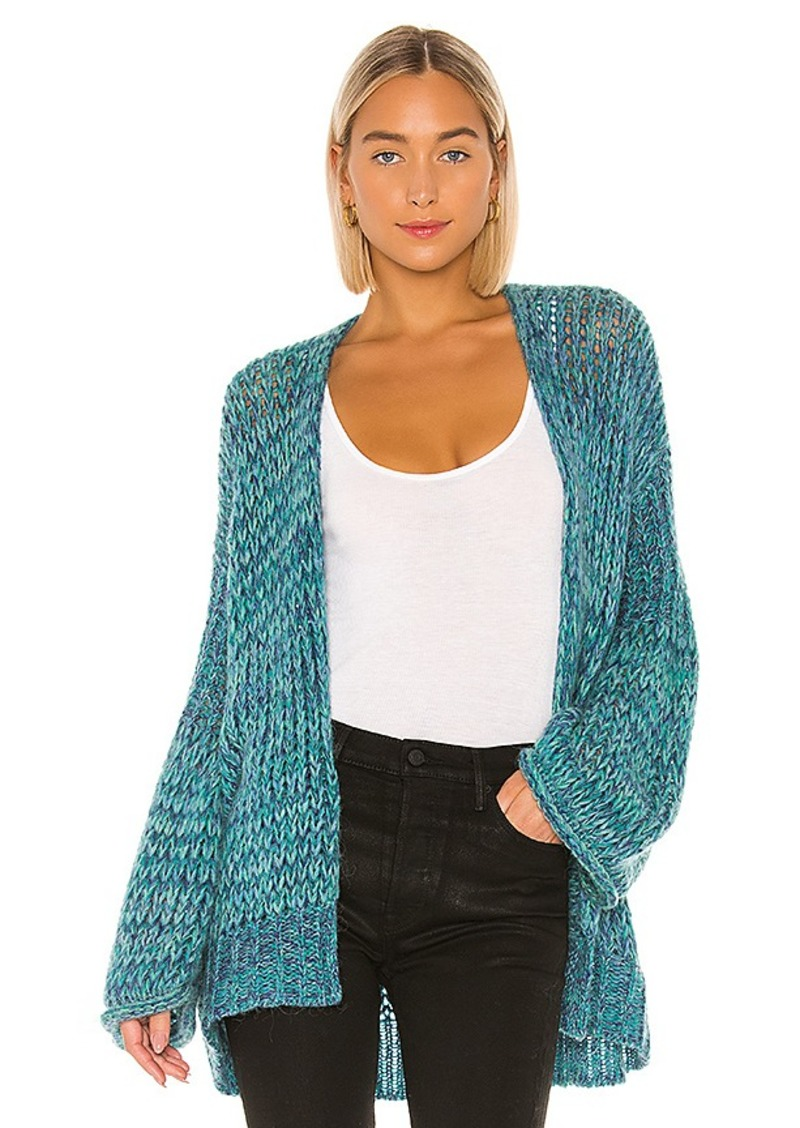 Free People Home Town Cardi