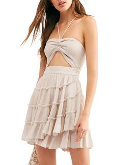 Free People Hot Dang Sleeveless Minidress