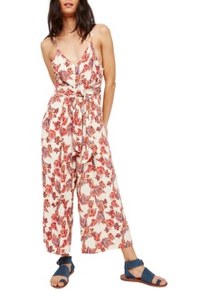 Free People Hot Tropics Jumpsuit