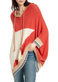 Free People I Know Places Hooded Sweater