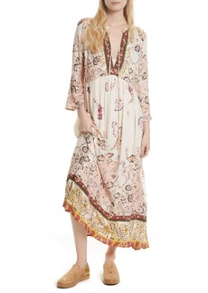 Free People If You Only Knew Peasant Dress