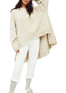Free People Iggy High/Low Pullover