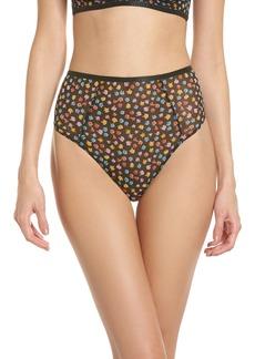 Free People Intimately FP Capri High Waist Panties