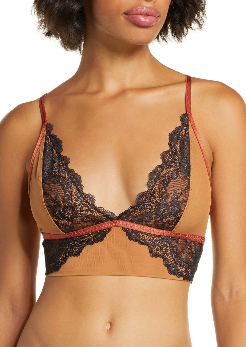 Free People Intimately FP Leah Bralette