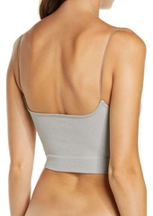 Free People Intimately FP Ribbed V-Neck Crop Top