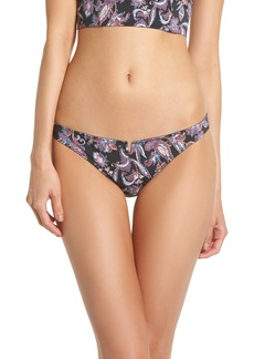 Free People Intimately FP Skylar Print Tanga