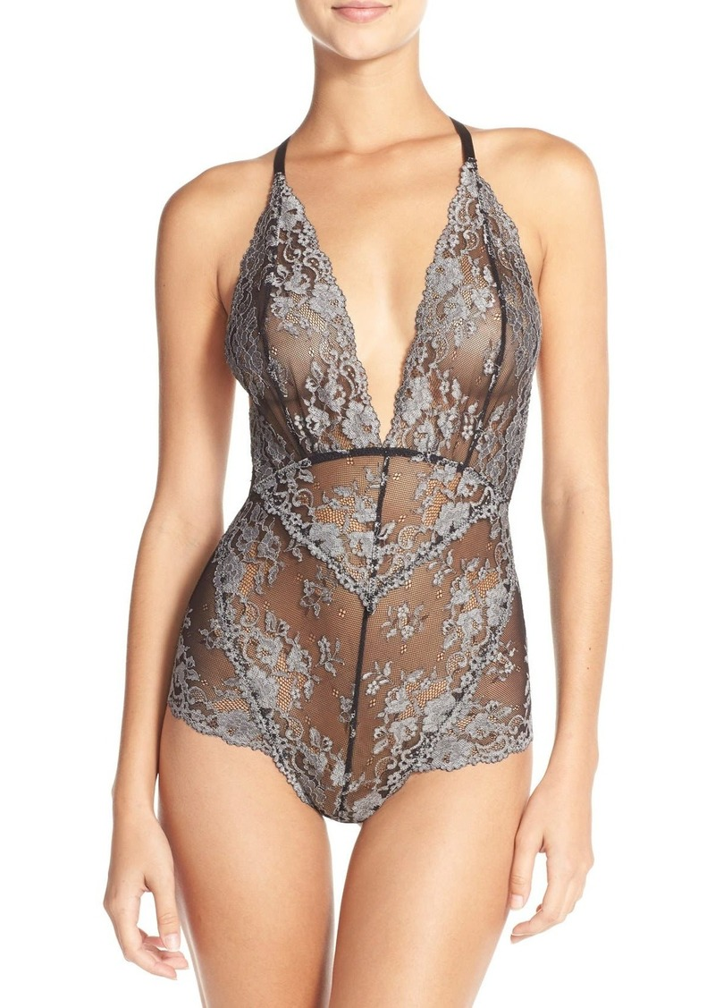 Free People Intimately FP Too Cute to Handle Bodysuit