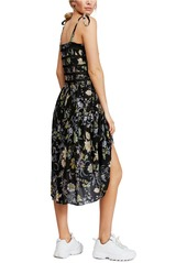 Free People Isla Floral Midi Sundress