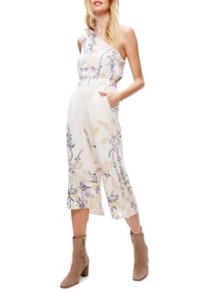 Free People Island Time One-Shoulder Romper