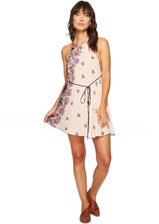 Free People It's A Cinch Printed Slip