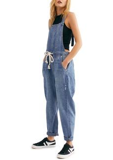 Free People Jackie Overalls