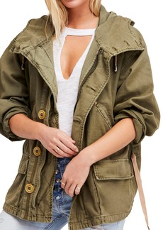 Free People Joshua Tree Utility Jacket