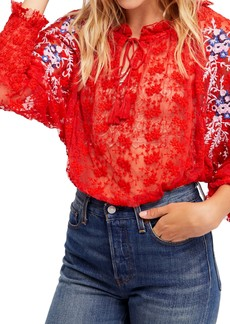 Free People Jubilee Top