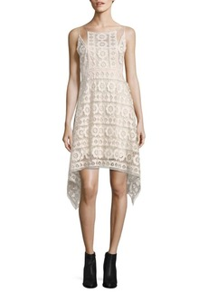 Free People Just Like Honey Lace Midi Dress