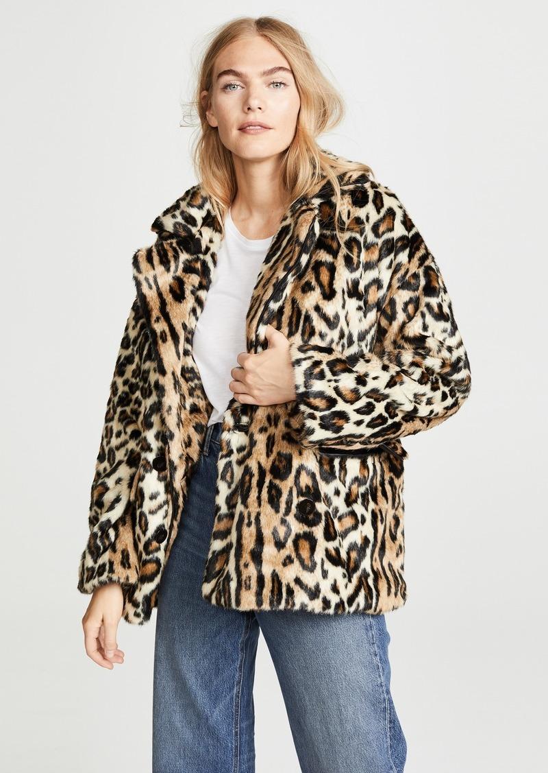 9df5178ca786 Free People Free People Kate Leopard Coat