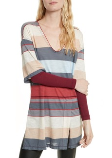 Free People Kate Stripe Tunic