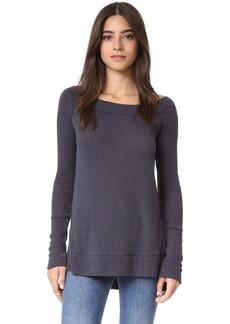 Free People Kate Thermal Top