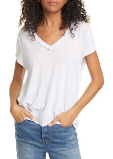Free People Kaylen Cotton Blend T-Shirt