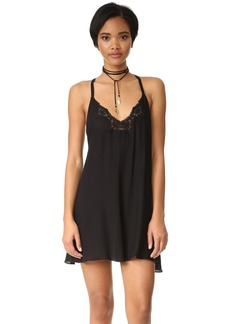 Free People Kendall Trapeze Slip Dress