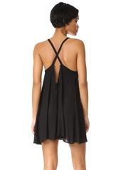 Free People Kendall Trapeze Slip Dress