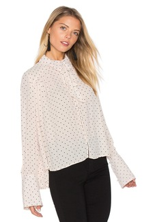 Free People Kennedy Blouse