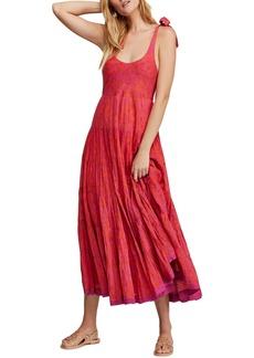 Free People Kikas Print Dress